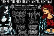 Napier Death Metal Festival 2017 - NDMF5