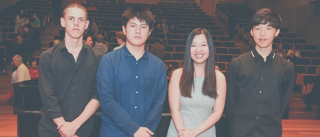 National Concerto 50th Competition Final