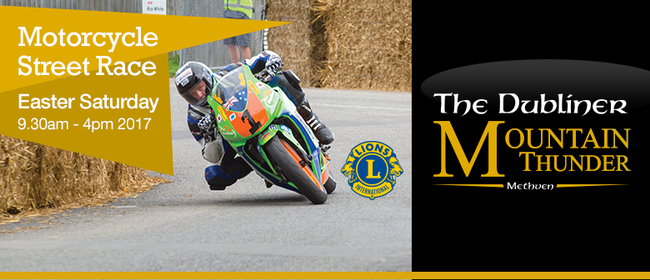 The Dubliner Mountain Thunder Motorcycle Street Race