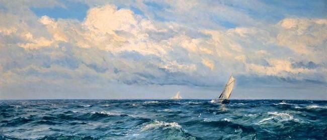 Lawrence McCallum - Art History Talk