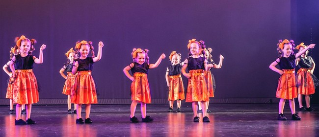 Lil Hoppers - 5 Year Olds (Term Three)