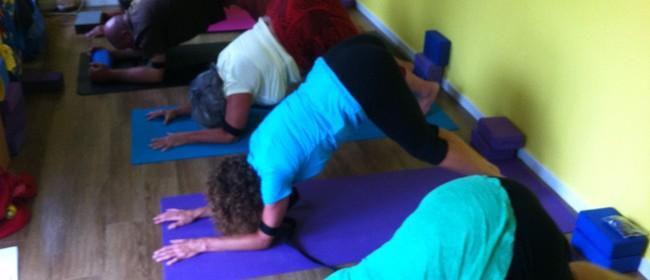 Hatha Yoga Core Integrity Mixed Class