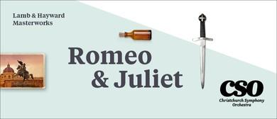 Lamb & Hayward Masterworks: Romeo & Juliet
