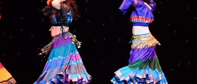 Middle Eastern Belly-Dance Classes