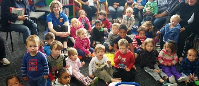 Little Ears: Toddler Story Time