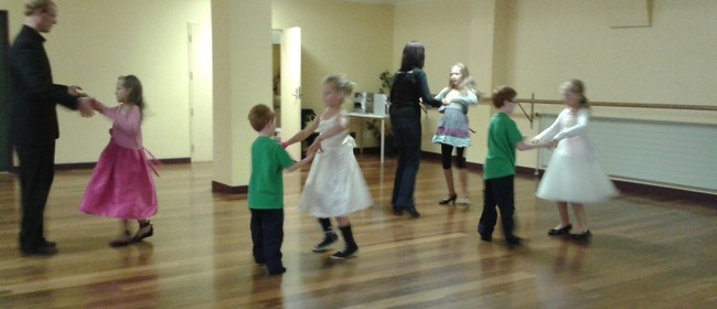 Introductory - Junior Dancesport Class