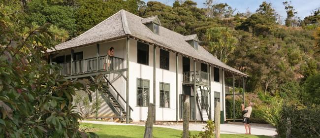 Waitangi Day At Pompallier Missionn