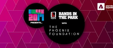 95bFM Bands in the Park with The Phoenix Foundation