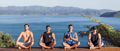 Broga - Men's Yoga Event