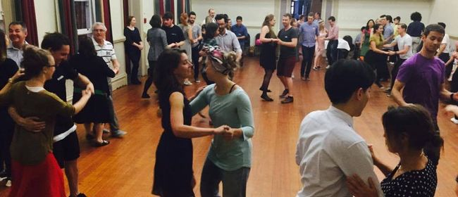 Swing Dancing for Beginners