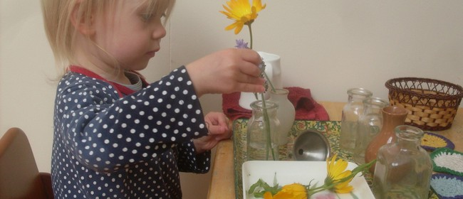 Wa Ora Montessori Playgroup Open Morning