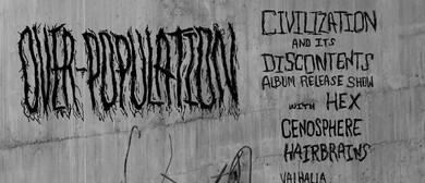 Over-Population Album Release