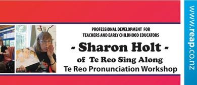 PD Te Reo Pronunciation - Sharon Holt of Te Reo