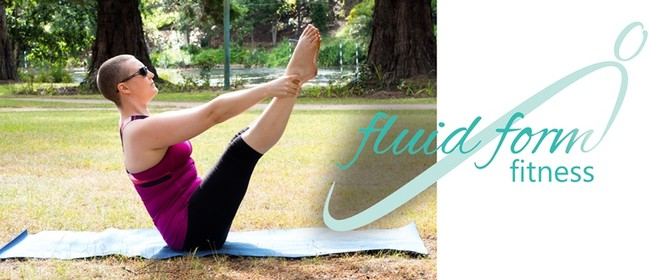 Pilates In the Park - Arohanui Hospice Fundraiser
