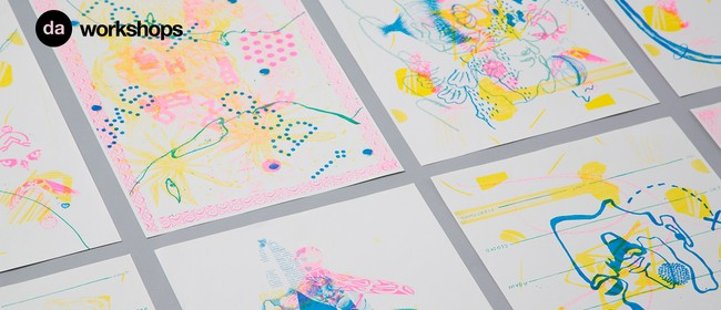 DA Workshop: Risograph Printing With Inky Palms