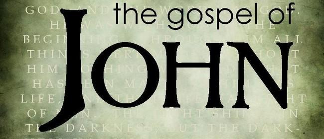 Lent Series - Pondering St John's Gospel