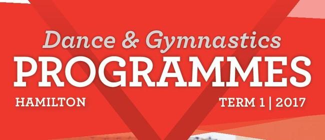 YMCA Hamilton Gymnastics Classes