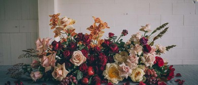 Wild Luxe Table Arrangements  - Floral Workshop