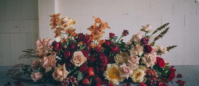 Wild Luxe Table Arrangements  - Floral Workshop