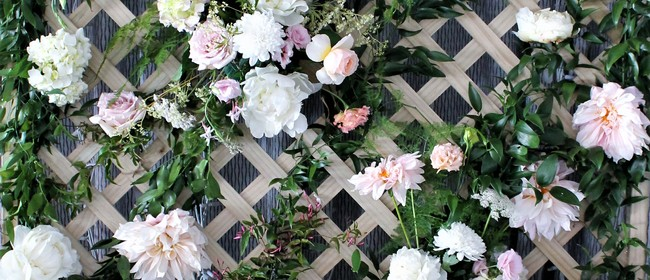 Large Installation Work - Floral Workshop