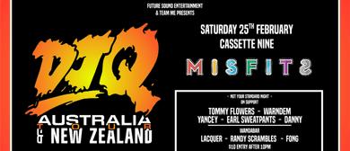 Misfits Presents DJ Q (UK)