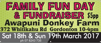 Family Fun Day & Fundraiser
