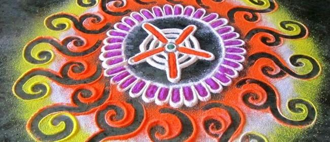 Rangoli Art Workshop - Festival of Cultures