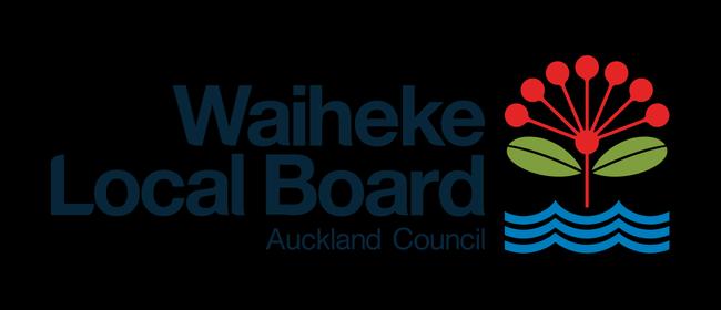 Seaweek - Sculpture On a Pallet Exhibition: Waiheke Market