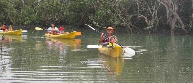 Seaweek - Waikaraka Kayak Day