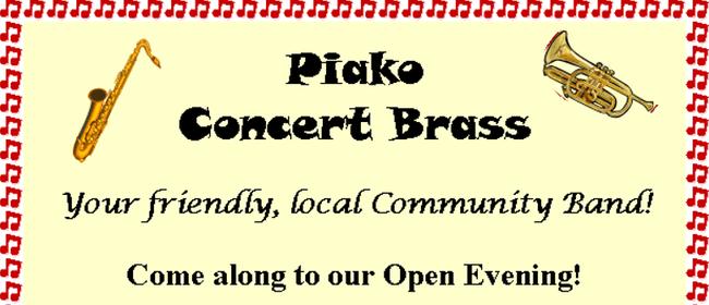 Concert Band Open Evening