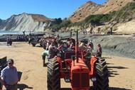 Seaweek - Cape Kidnappers Beach Clean Up