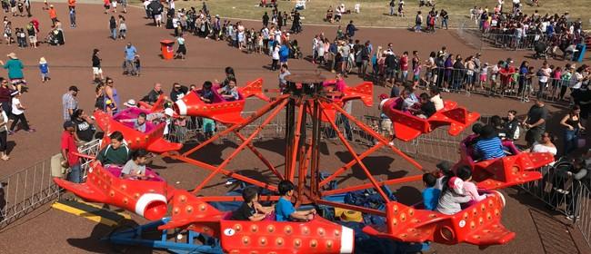 Palmerston North Megafun Carnival