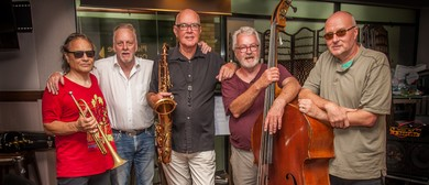 Creative Jazz Club: Brian Smith Quintet