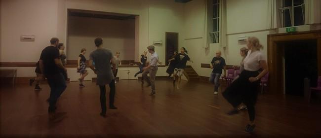 Charleston Dance Class - Beginner