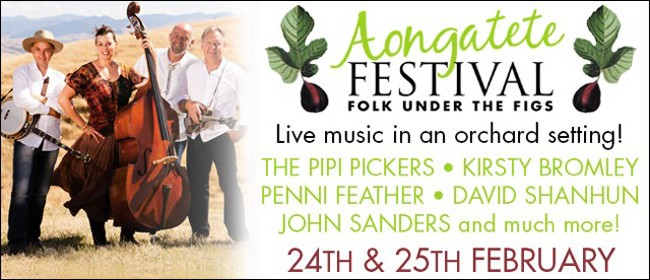 Aongatete Festival Under the Figs