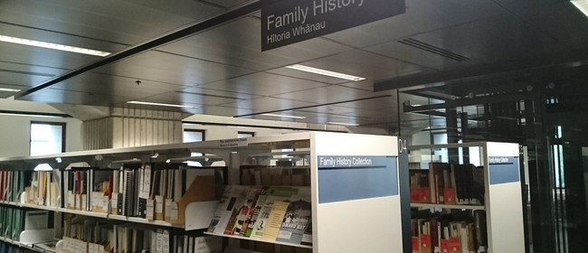 Introductory Tour of Family History Resources