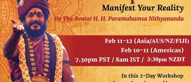 Kalpataru: Manifest Your Reality - Weekend Workshop