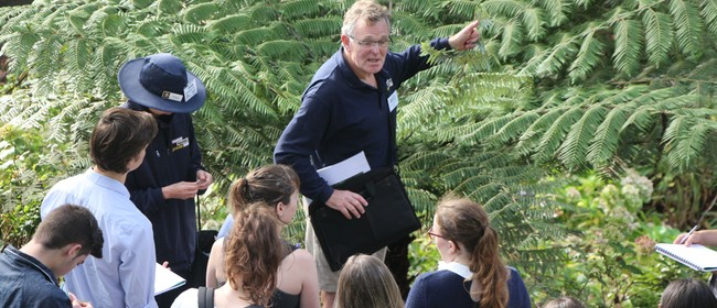 Guided Walk: Flora From Antiquity