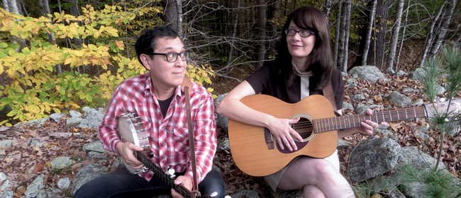 Americana Duo Hungrytown Performs A Concert