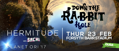Down the Rabbit Hole: Hermitude & Sachi