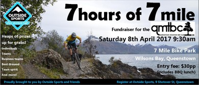 7hours of 7mile Qmtbc Fundraiser