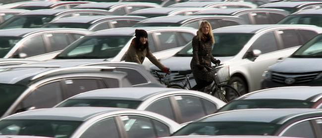 Bikes vs Cars - Film