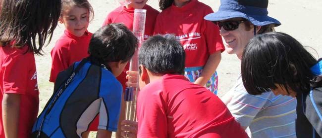 Seaweek - Ecotago Water Quality Monitoring Training Day