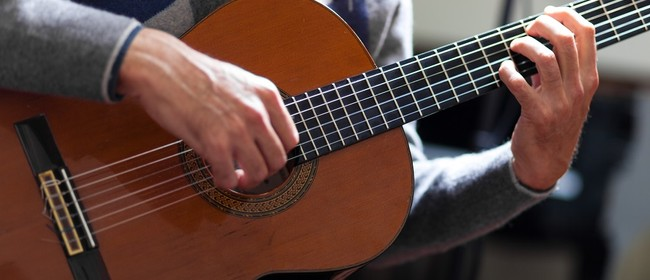 Guitar: Popular Style, Continuing, Adults