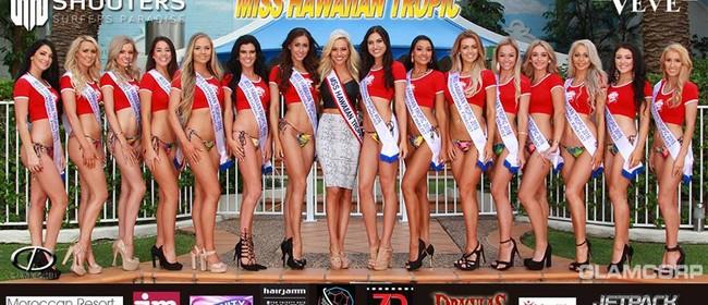 Miss Hawaiian Tropic