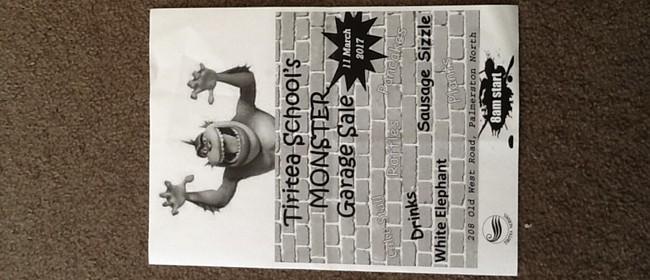 Tiritea School's Monster Garage Sale