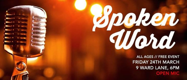 Spoken Word - Open Mic