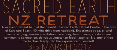 Sacred Earth - Yoga, Mantra & Meditation Retreat