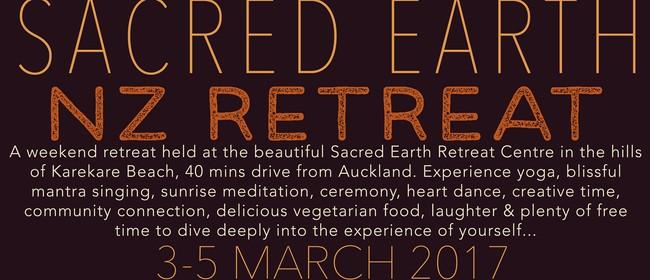 Sacred Earth - Yoga, Mantra & Meditation Retreat