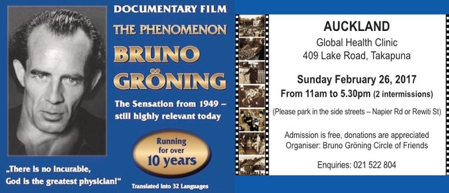 Documentary Film - The Phenomenon Bruno Groening